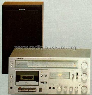 Stereo Music System HST-49B; Sony; Tokyo (ID = 693119) Radio