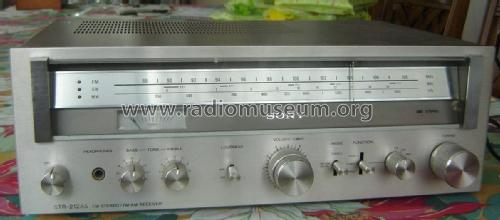 fm stereo fm am receiver str 212as radio sony corporation rh radiomuseum org Sony Home Stereo sony str-dh130 stereo receiver manual
