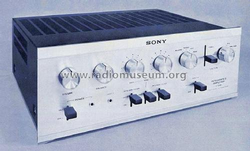 TA-1120; Sony Corporation; (ID = 631244) Ampl/Mixer