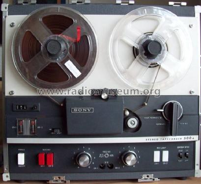 tapecorder tc-500a r-player sony; tokyo, build 1966– sony tc 500a wiring diagram sony cd player sony cdx gt21w wiring diagram p helpowl