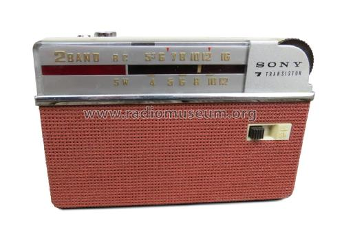 Sony TR-714 Transistor Radio Electrolytic Recap Kit Parts /& Documents