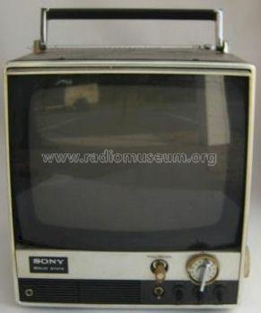 Transistor TV Receiver TV-900U; Sony Corporation; (ID = 665465) Television