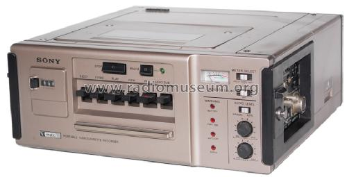 LabGuy's World: Three Quarter Inch Umatic VCR's