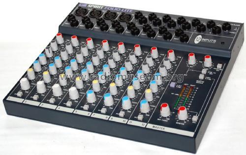 Verwonderlijk Spirit Folio Lite Mixer RW 5158 Ampl/Mixer Soundcraft UT-66