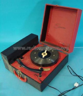 Speartone Electric Phonograph 39 R Player Spear Products Inc