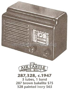 Air Castle 328 ; Spiegel Inc. (ID = 1683308) Radio
