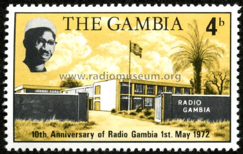 Stamps - Briefmarken Gambia; Stamps - Briefmarken (ID = 410625) Divers