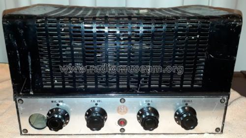 PA Amplifier S305; Steane's Sound (ID = 2399153) Ampl/Mixer