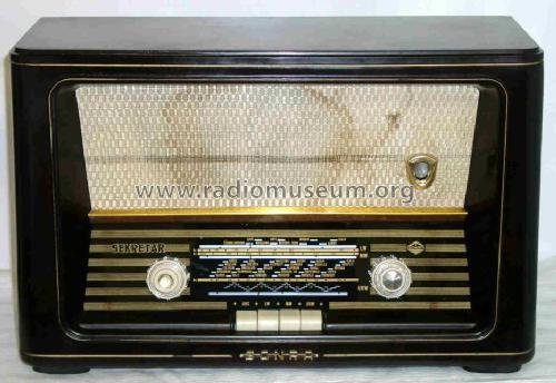 sonra sekret r 697 58wu bakelitgeh use radio stern radio. Black Bedroom Furniture Sets. Home Design Ideas