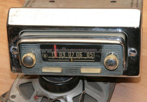 Autoportable A110; Stern-Radio Berlin, (ID = 2578259) Car Radio