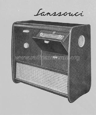 Sanssouci ; Stern-Radio Berlin, (ID = 2029086) TV Radio