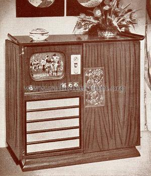 Chinese Classic TV-12-M5M; Stromberg-Carlson Co (ID = 422751) TV Radio