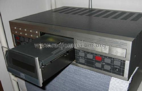 compact disc player b 225 r