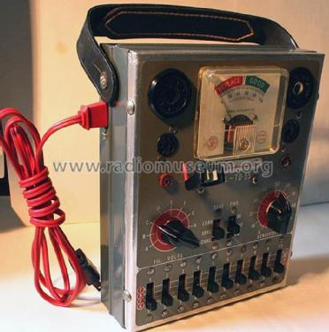 Tube Tester TD-55; Superior Instruments (ID = 1017086) Equipment