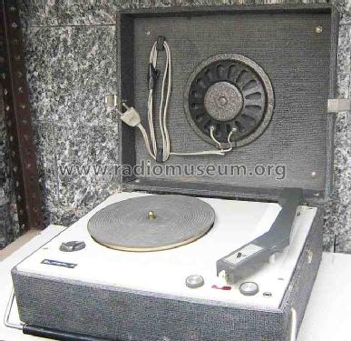 Plattenspieler - Phonograph unbekannt - unknown ; Superla - Cresa; (ID = 1208551) Sonido-V