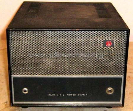 Power Supply 117-C; Swan Electronics, (ID = 813464) Power-S