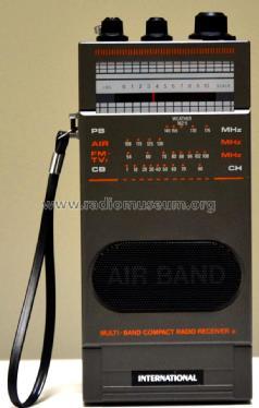 Multi Band Compact Radio 877R Radio Swing Interlectronic