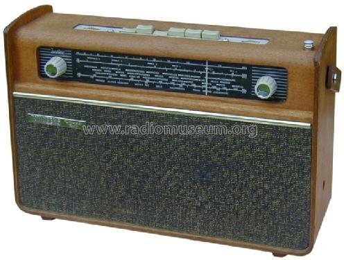 Dux transistor radio | Johan's Old Radios