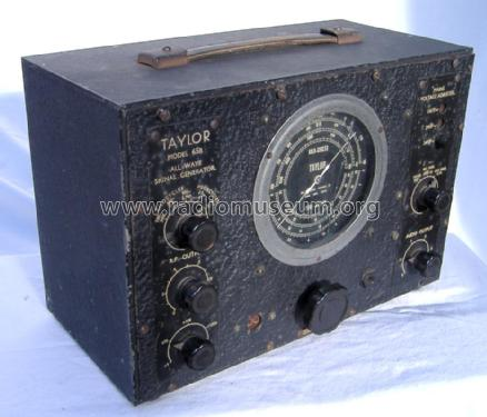 All-Wave Signal-Generator 65B; Taylor Electrical (ID = 1183738) Equipment
