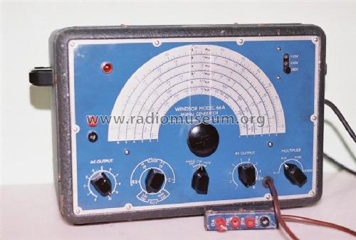 Windsor 66A; Taylor Electrical (ID = 269879) Equipment