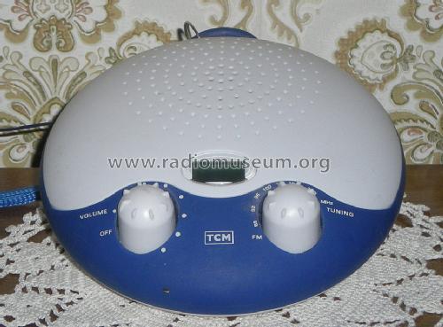 Bad-Radio 210650 Radio TCM Tchibo \'Marke\' / \'brand\', Hamburg