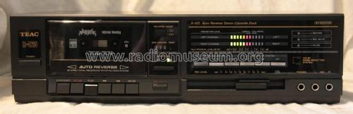 Auto Reverse Stereo Cassette Deck R-425; TEAC; Tokyo (ID = 2092867) R-Player