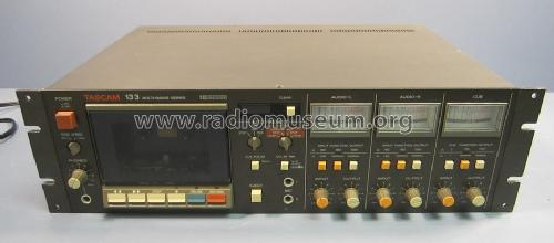 tascam multi image series 133 b r player teac tokyo rh radiomuseum org