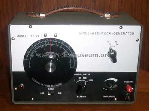 Audio Generator Circuit