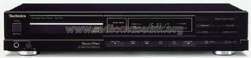 Compact Disc Player SL-P150; Technics brand (ID = 664290) R-Player