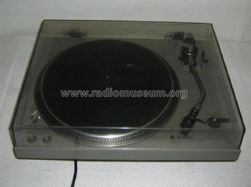 Direct-Drive Manual Turntable SL-1500 R-Player Technics bran