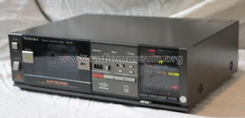 Stereo Cassette Deck RS-8R; Technics brand (ID = 2264437) R-Player