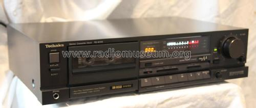 Stereo Cassette Deck RS-B705; Technics brand (ID = 2108721) R-Player