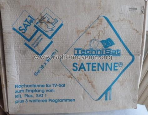Satenne® B; TechniSat Digital (ID = 1631834) Antenna