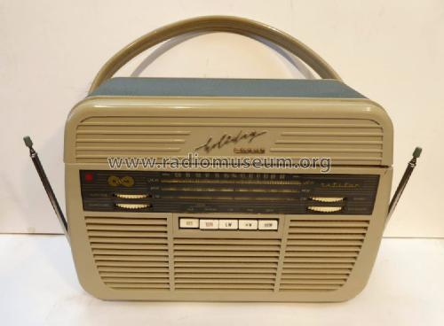 Holiday-Luxus BK-61/UKW; Tefi-Apparatebau; (ID = 2556071) Radio