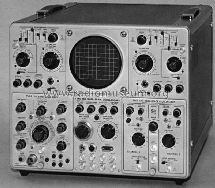 Dual Beam Oscilloscope 556 Radio Tektronix, Portland