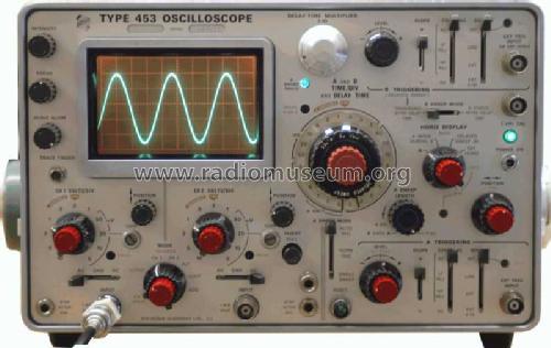 Oscilloscope Model Number : Oscilloscope equipment tektronix portland or build