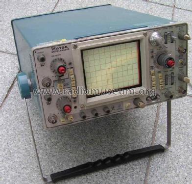 Oscilloscope 475a Equipment Tektronix Portland Or Build