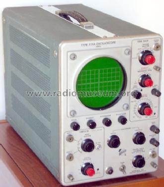 Oscilloscope 515A Equipment Tektronix