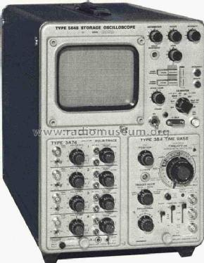 Storage Oscilloscope 564B; Tektronix; Portland, (ID = 549073) Equipment