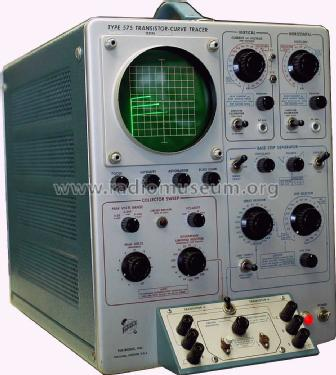 Transistor Curve Tracer 575 Equipment Tektronix