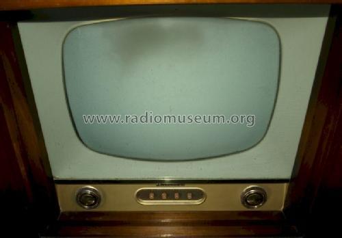FE11/43T Television Telefunken Deutschland TFK, Gesellschaft