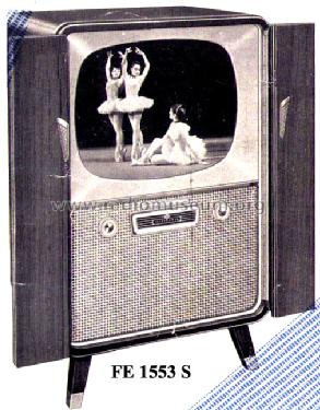 FE15/53S; Telefunken (ID = 454944) Television