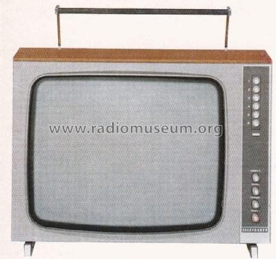 FE170P electronic Ch= 209; Telefunken (ID = 2233819) Television