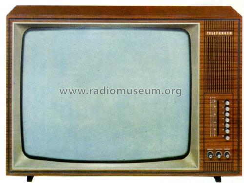 FE229T Television Telefunken Deutschland TFK, Gesellschaft f