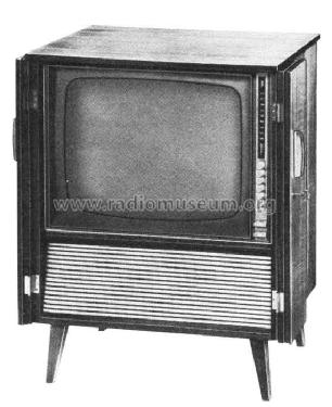 FE233S; Telefunken (ID = 303005) Television