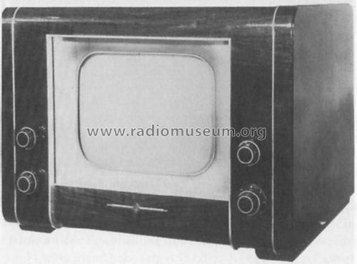 FE8T; Telefunken (ID = 390412) Television
