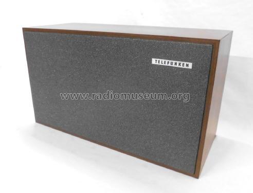 hi fi lautsprecher box l60 speaker p telefunken deutschland. Black Bedroom Furniture Sets. Home Design Ideas
