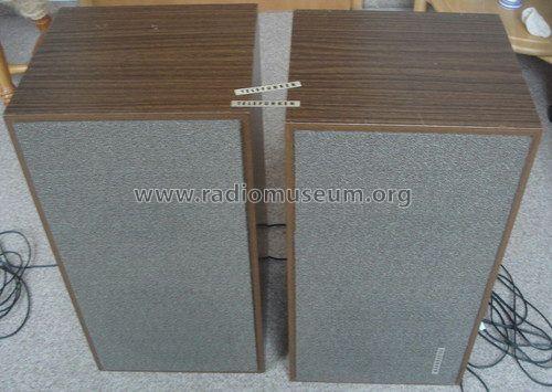 hi fi klangbox l 70 speaker p telefunken deutschland tfk. Black Bedroom Furniture Sets. Home Design Ideas
