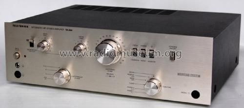 Integrated HiFi Stereo Amplifier TA-350; Telefunken (ID = 1950142) Ampl/Mixer