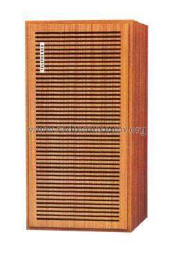 lautsprecher box l7000 speaker p telefunken deutschland tfk. Black Bedroom Furniture Sets. Home Design Ideas